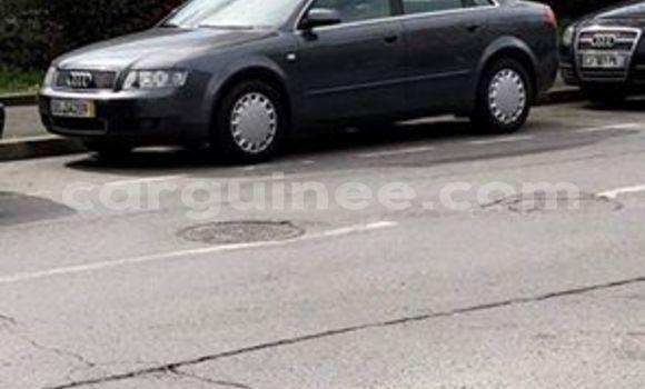 Acheter Occasion Voiture Audi A4 Gris à Conakry, Conakry