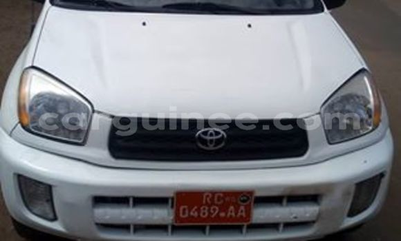 Acheter Occasion Voiture Toyota RAV4 Blanc à Kaloum, Conakry