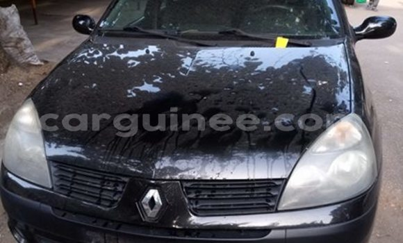 Acheter Occasion Voiture Renault Clio Noir à Kaloum, Conakry