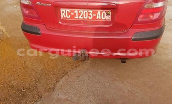 Acheter Occasions Voiture Nissan Almera Rouge à Boké au Boké