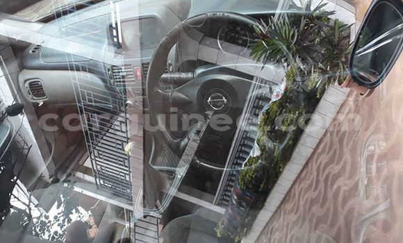 Acheter Occasion Voiture Nissan Almera Noir à Conakry au Conakry