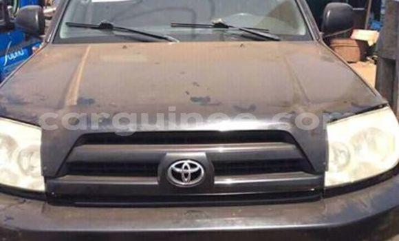 Acheter Occasions Voiture Toyota 4Runner Noir à Conakry au Conakry