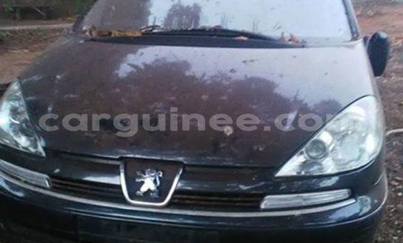 Acheter Occasions Voiture Peugeot 806 Noir à Conakry au Conakry