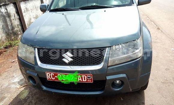 Acheter Occasions Voiture Suzuki Vitara Gris à Conakry au Conakry