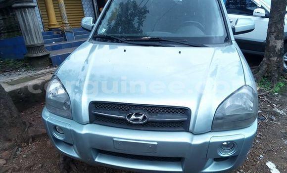 Acheter Occasions Voiture Hyundai Tucson Gris à Conakry au Conakry