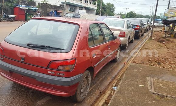 Acheter Occasions Voiture Peugeot 306 Rouge à Conakry au Conakry
