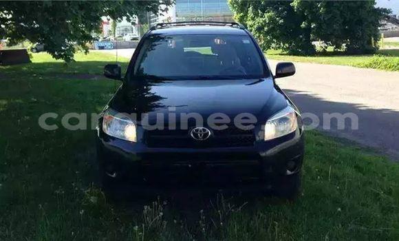 Acheter Occasion Voiture Toyota RAV4 Noir à Conakry, Conakry