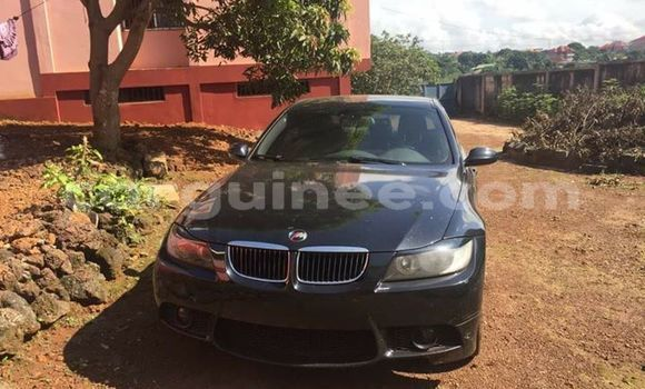 Acheter Occasion Voiture BMW 3–Series Noir à Conakry, Conakry