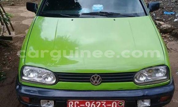 Acheter Occasion Voiture Volkswagen Golf Autre à Conakry, Conakry