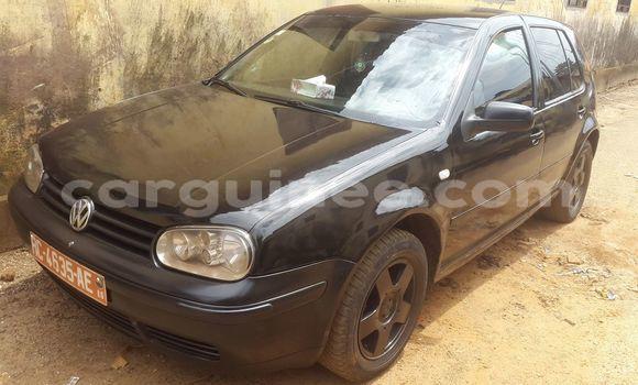 Acheter Occasion Voiture Volkswagen Golf Noir à Conakry, Conakry