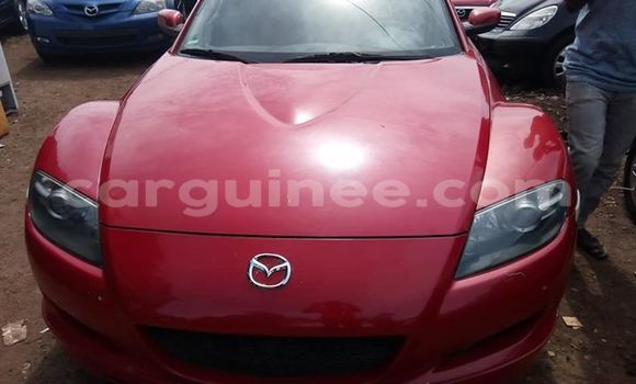 Acheter Occasion Voiture Mazda RX–8 Rouge à Conakry, Conakry