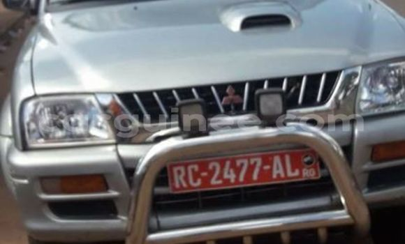 Acheter Occasion Voiture Mitsubishi L200 Gris à Conakry, Conakry