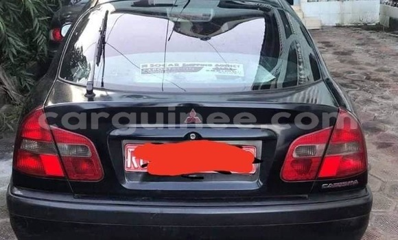 Acheter Occasion Voiture Mitsubishi Carisma Noir à Conakry, Conakry