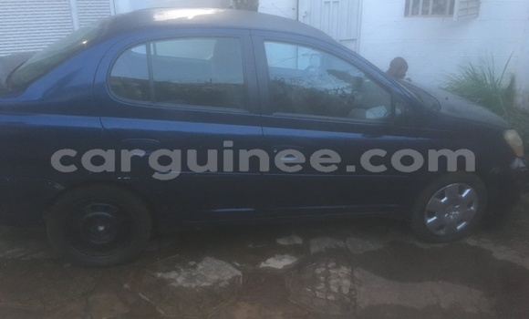 Acheter Occasion Voiture Toyota Echo Bleu à Conakry, Conakry