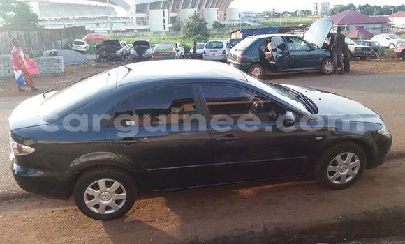 Acheter Importé Voiture Mazda 6 Noir à Conakry, Conakry
