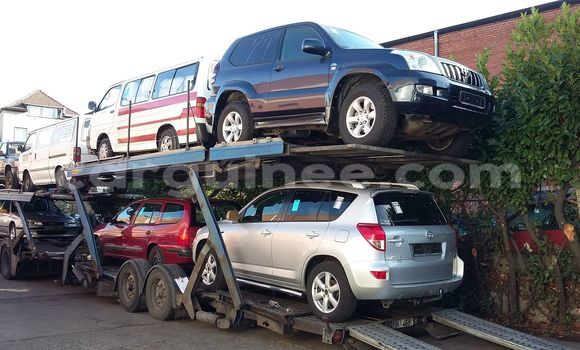 Acheter Importé Voiture Toyota RAV4 Beige à Conakry, Conakry