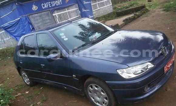Acheter Importé Voiture Peugeot 306 Bleu à Conakry, Conakry