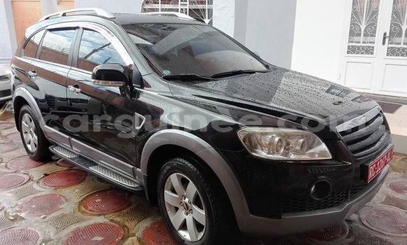 Acheter Occasion Voiture Chevrolet Captiva Noir à Conakry, Conakry