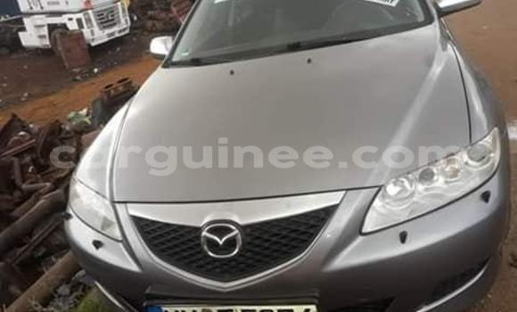 Acheter Occasion Voiture Mazda 6 Gris à Conakry, Conakry