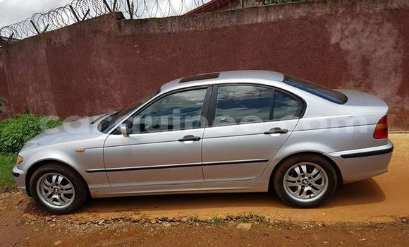 Buy Used BMW 3–Series Silver Car in Conakry in Conakry