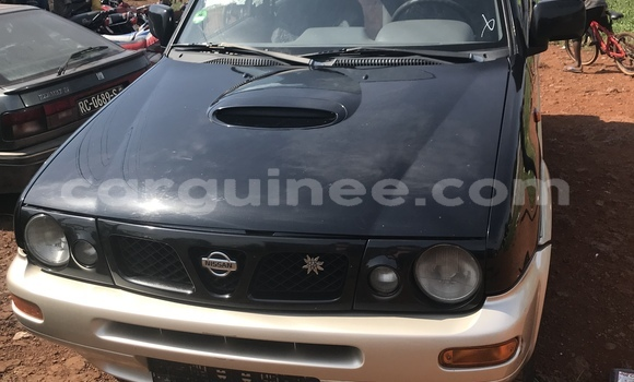 Buy Used Nissan Terrano Black Car in Conakry in Conakry