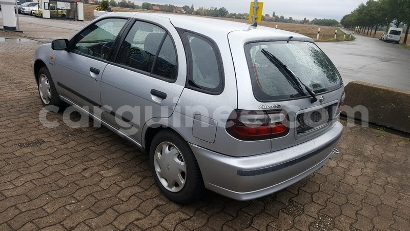 Big with watermark nissan almera 1999 automatic 5