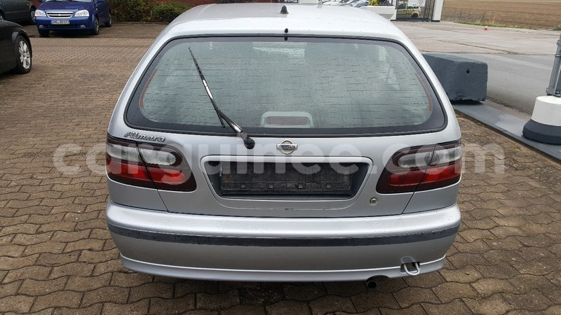 Big with watermark nissan almera 1999 automatic 6