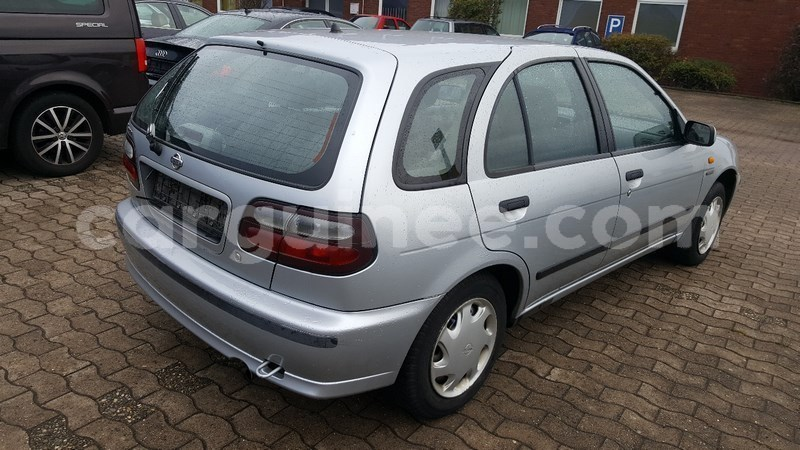 Big with watermark nissan almera 1999 automatic 7