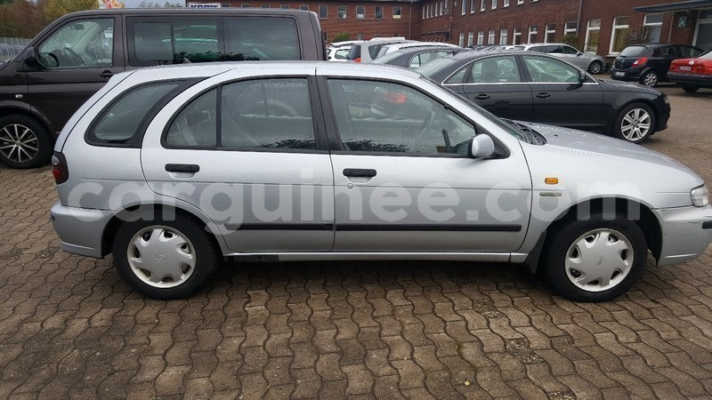 Big with watermark nissan almera 1999 automatic 8