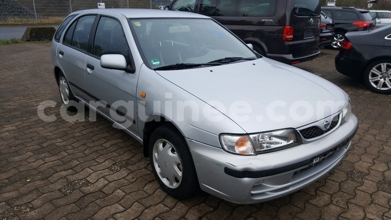 Big with watermark nissan almera 1999 automatic 9