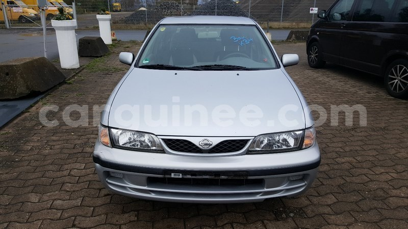 Big with watermark nissan almera 1999 automatic 10