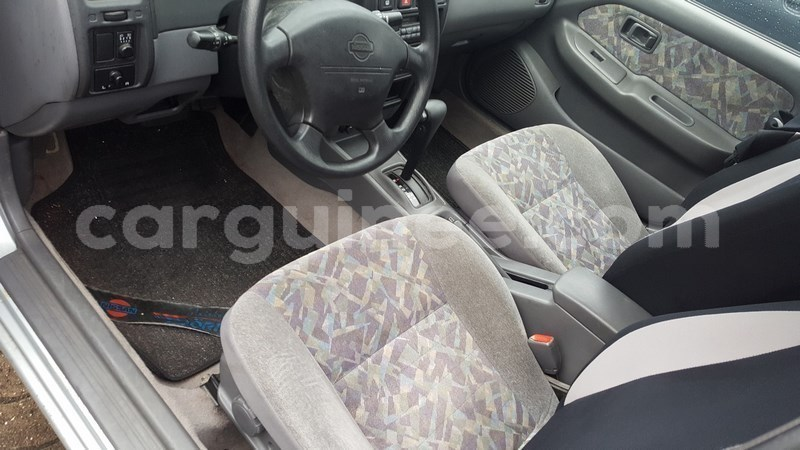Big with watermark nissan almera 1999 automatic 13