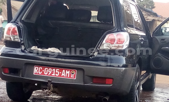 Buy Used Mitsubishi Outlander Black Car in Conakry in Conakry