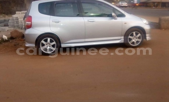 Buy Used Honda Jazz Silver Car in Conakry in Conakry