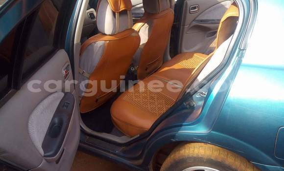 Buy Used Nissan Almera Blue Car in Conakry in Conakry