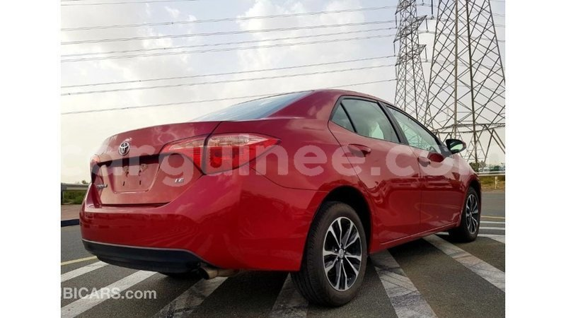 Big with watermark toyota corolla conakry import dubai 5385