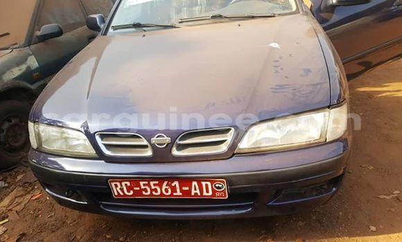 Acheter Occasion Voiture Nissan Almera Bleu à Conakry, Conakry