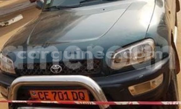 Acheter Occasion Voiture Toyota RAV4 Vert à Conakry, Conakry