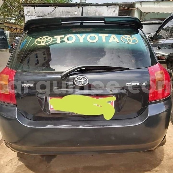 Big with watermark toyota corolla conakry conakry 5739