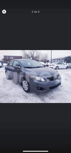 Big with watermark toyota corolla conakry conakry 5743