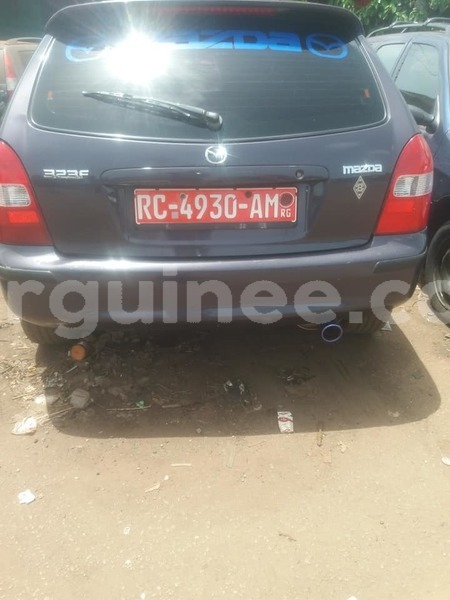 Big with watermark mazda 323 conakry conakry 5842