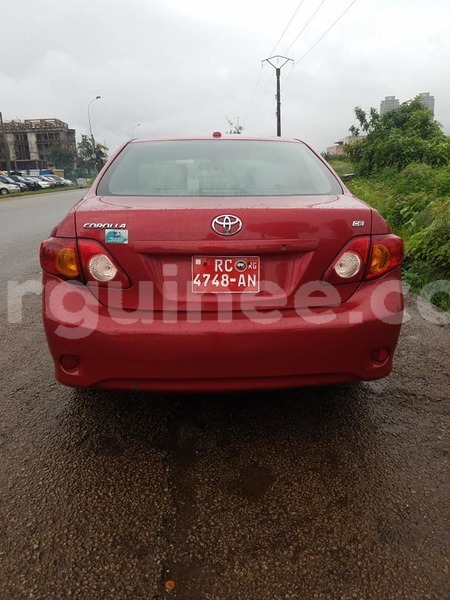 Big with watermark toyota corolla conakry conakry 5861