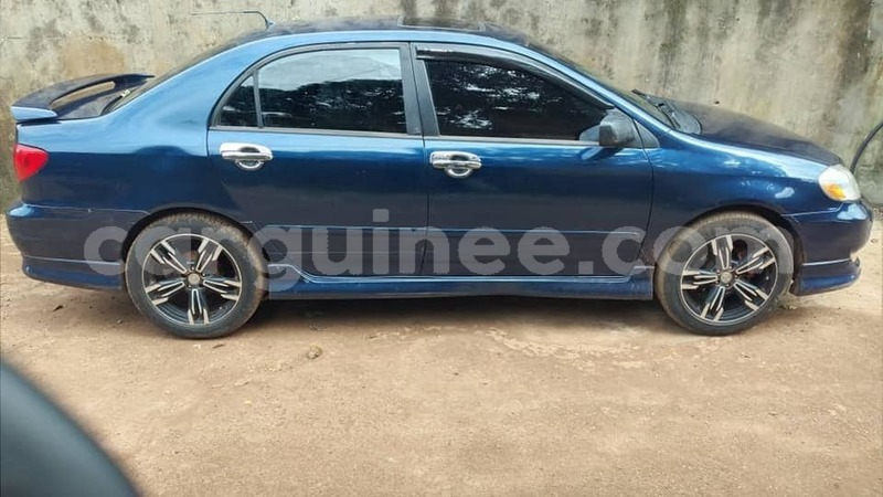 Big with watermark toyota corolla conakry conakry 6747