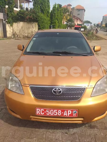 Big with watermark toyota corolla conakry conakry 6829