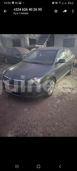 Big with watermark toyota avensis conakry conakry 7046