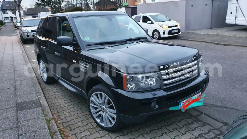 Big with watermark land rover range rover sport conakry conakry 7058