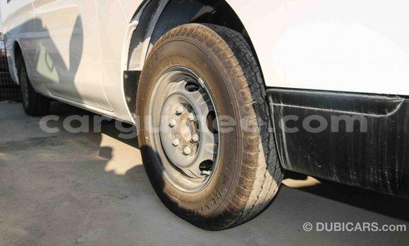 Acheter Importé Utilitaire Nissan Evalia Blanc à Import - Dubai, Conakry