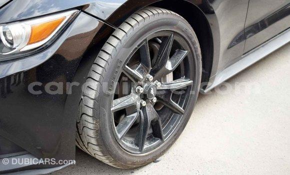 Acheter Importé Voiture Ford Mustang Noir à Import - Dubai, Conakry
