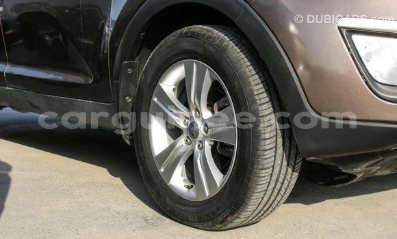 Acheter Importé Voiture Kia Sportage Marron à Import - Dubai, Conakry