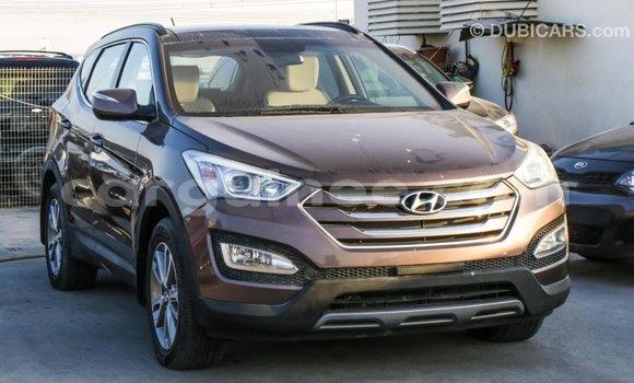 Acheter Importé Voiture Hyundai Santa Fe Marron à Import - Dubai, Conakry